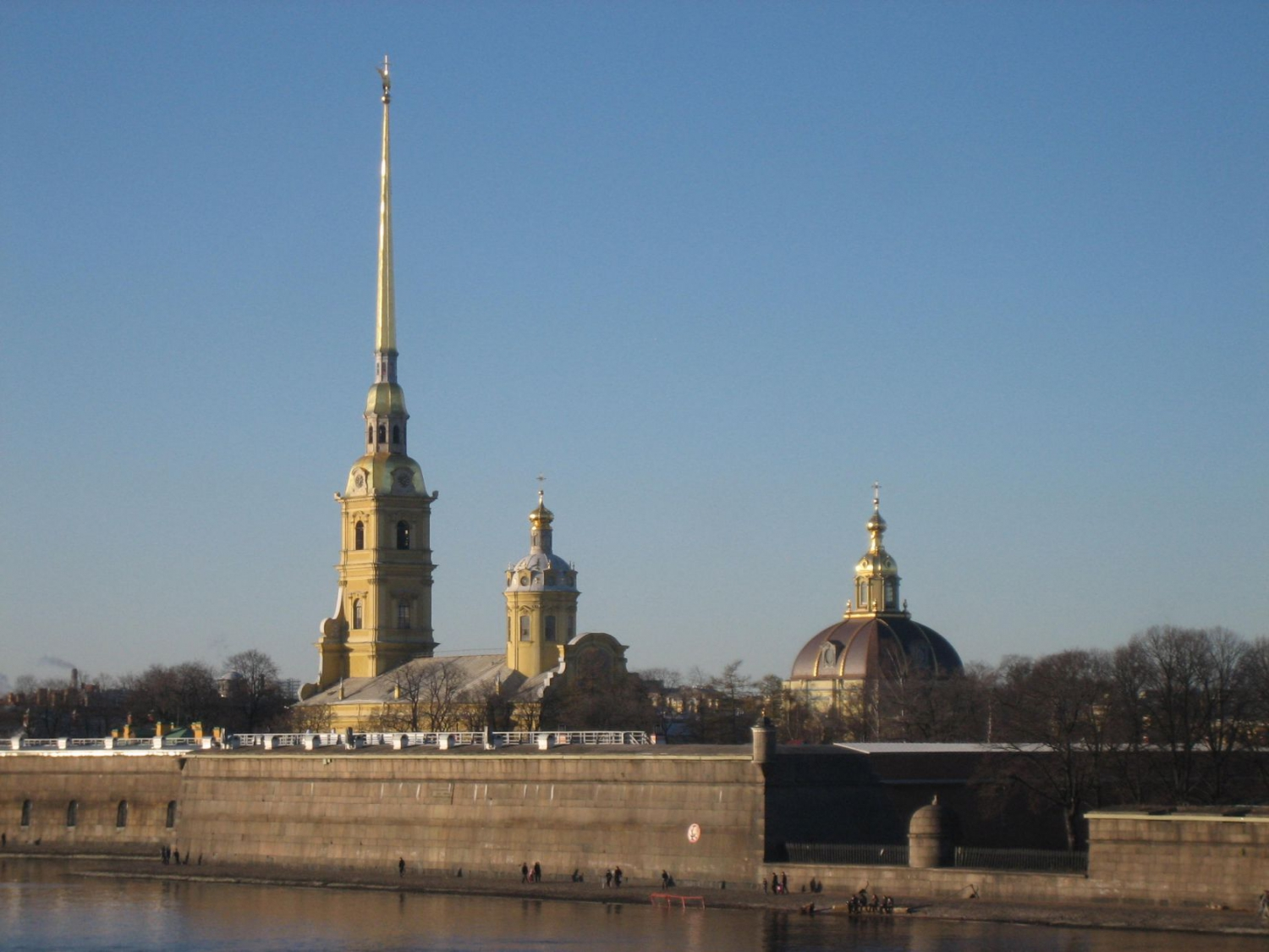 St Peter and Paul Fortress