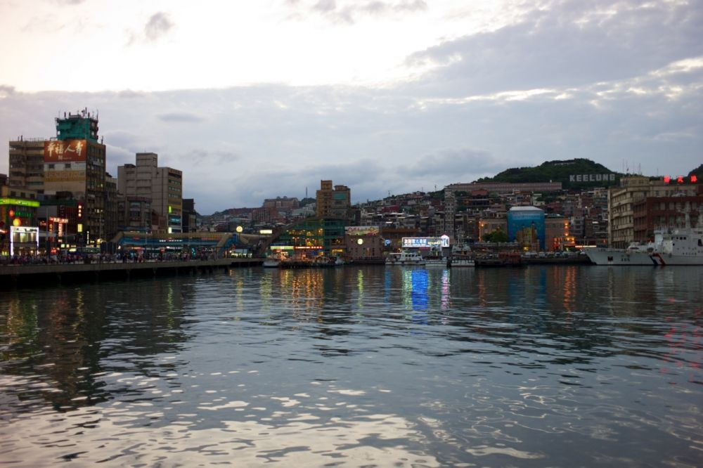 Keelung port / Photo by Philip Chan