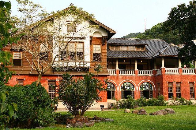 Beitou Hot Spring Museum, Taipei