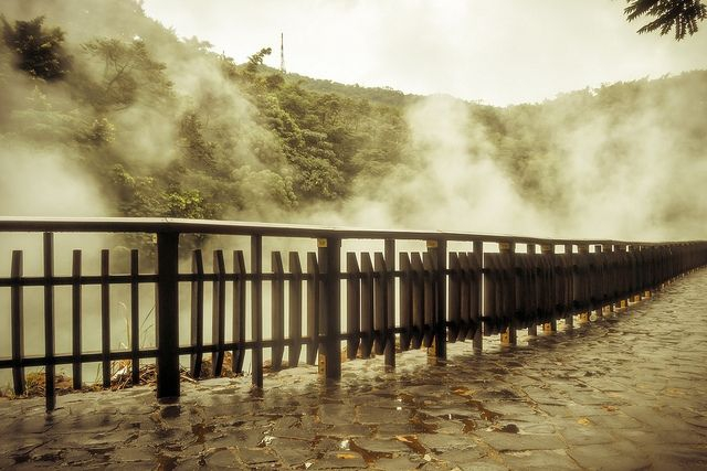 Hot Springs Taipei / Photo by Alexander Synaptic