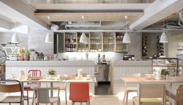 Fabrica Design X Cafe