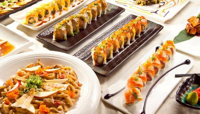 NCIS Sushi W