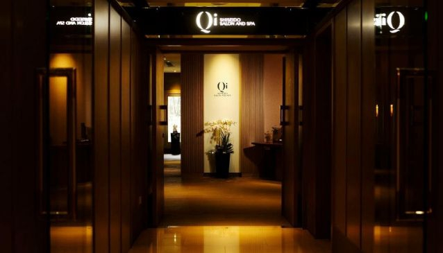 Qi Shiseido Salon and Spa at Shangri-La Hotel