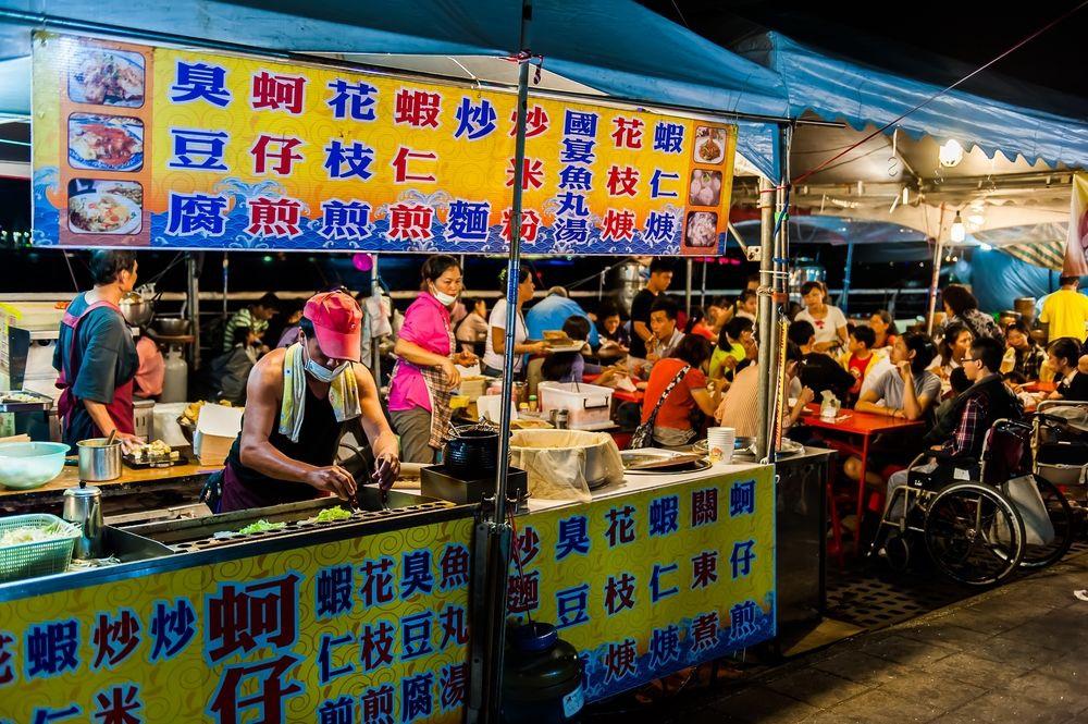 shilin night market food guide