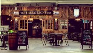 The Three Lions Inn