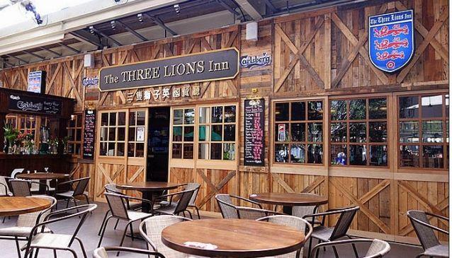 Three Lions Inn