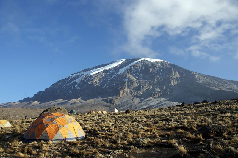 Kilimanjaro Dome (Photo Credit: Lizzie Halloran)