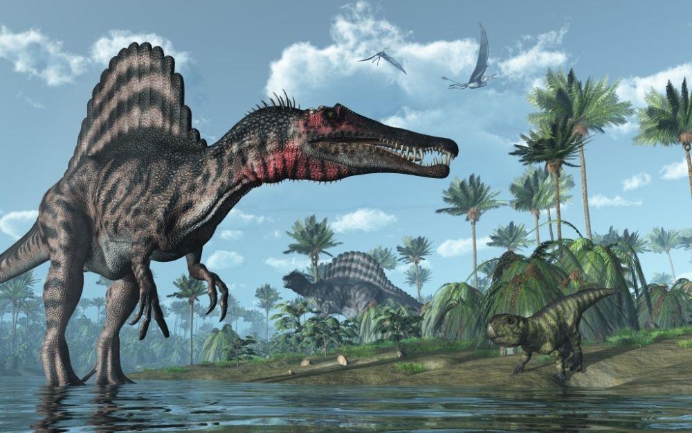 Jurassic Wildlife