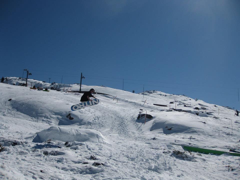 courtesy Ben Lomond Snow Sports