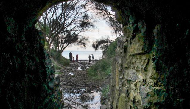 Mayfield Bay Beach and Conservation Area, Tasmania