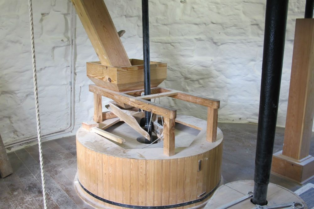 Millstones, Callington Mill