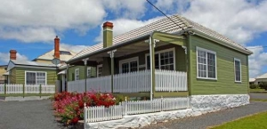 Abbey's 'The Green House', Cnr of Church & Marshall Streets
