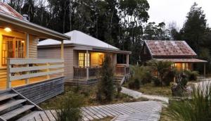 Corinna Wilderness Retreat