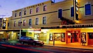 Hotel Tasmania Bar
