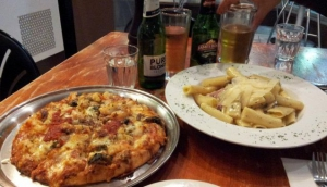 Solo Pasta and Pizza Hobart