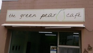 The Green Pear Cafe