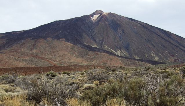 10 Things To Do with a Tenerife Volcano