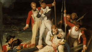 1. Admiral Nelson lost his arm in Santa Cruz
