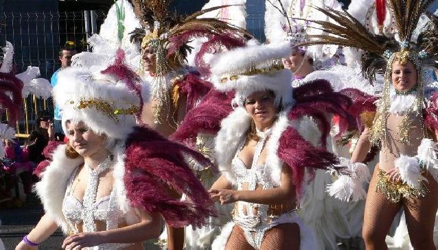 Carnival Time in Tenerife