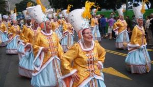 The Tenerife Carnival