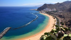 The Beaches, Tenerife