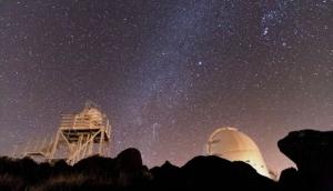 Stargazing, Teide Observatory, Tenerife