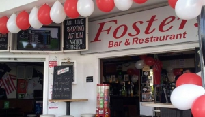 Fosters Irish Bar