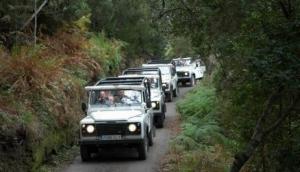 Jeep Safari Teide - Masca