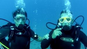 Mermaid Diving