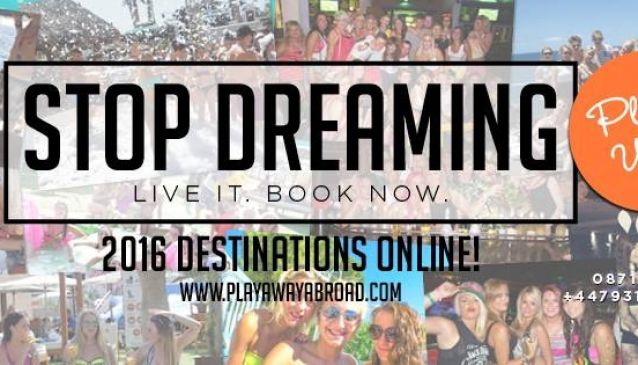 PlayaWay Abroad