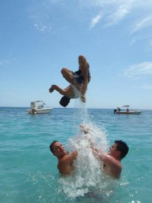 Splashdown in Tenerife!