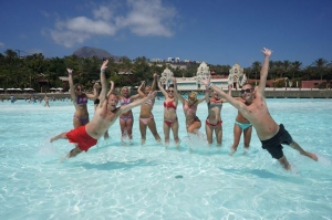 Fun Times at Siam Park, Tenerife