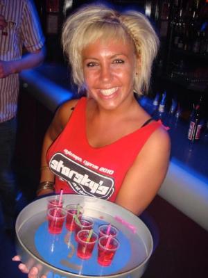 Fancy being a shot girl in Tenerife?