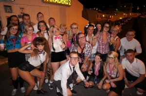 Join the party crowd on a Tenerife working holiday