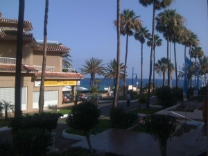 Scampis Tenerife Fish and Chips close to the beach