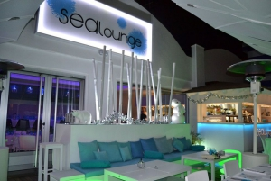 Evening at the Sea Lounge