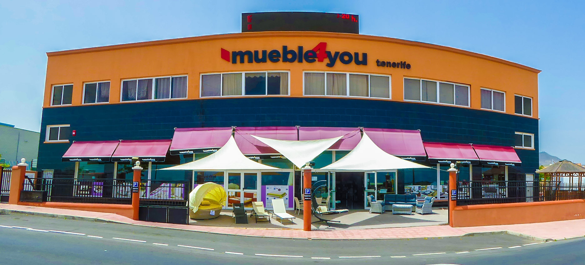 Mueble4you in tenerife my destination tenerife - Sofas tenerife ...