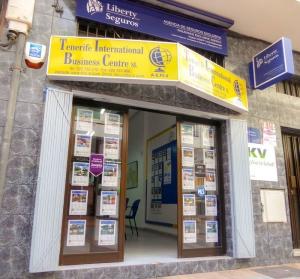 TIBC's Office in Las Galletas