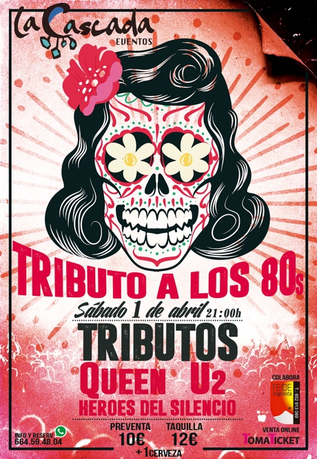 80's Tribute Night