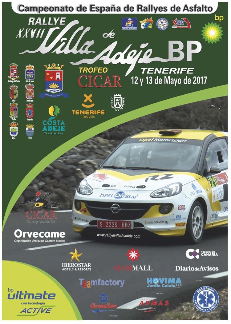 Adeje Rally