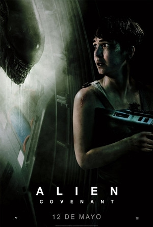 Alien: Convenant in English at GranSur Cinema