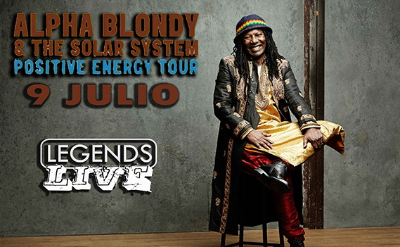 Alpha Blondy Reggae Concert