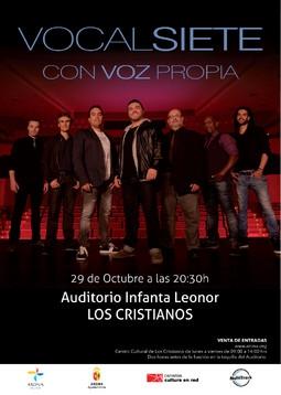 Amazing Acapella Concert - Vocal Siete