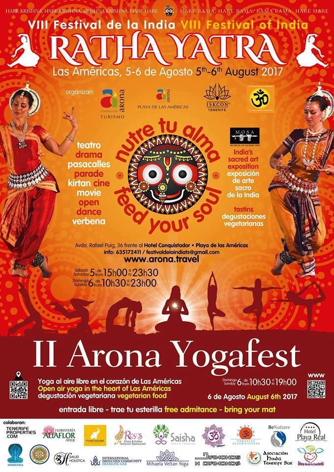 Arona Yoga Fest