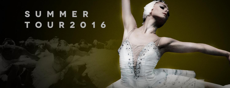 Ballet de Moscú's Swan Lake in Los Cristianos