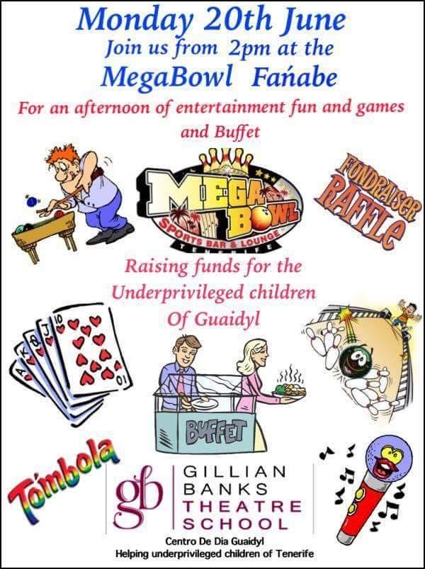 Charity Event at Megabowl