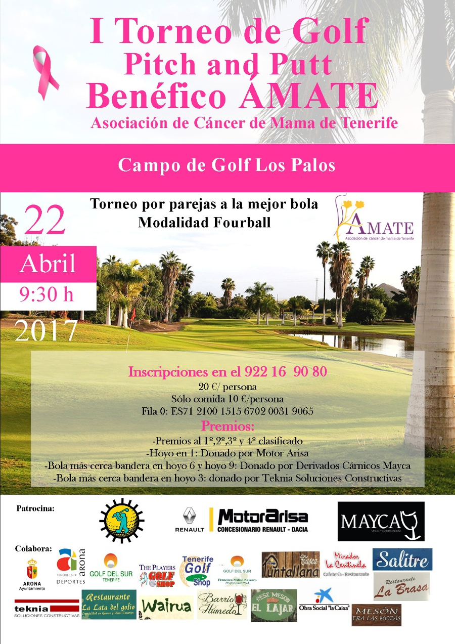 Charity Golf Pitch and Putt Tournament