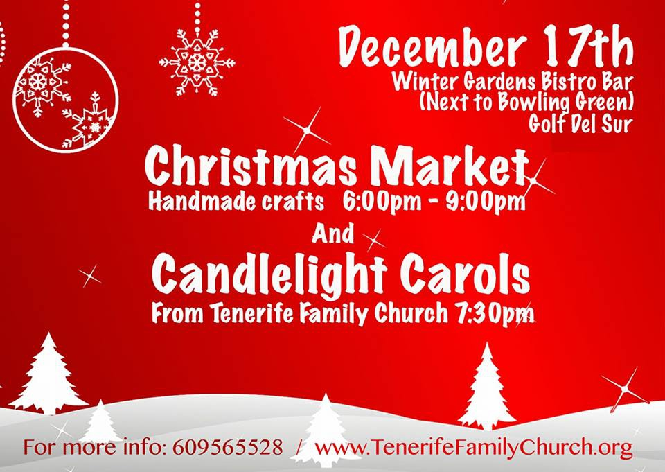 Christmas Market and Carols in Golf del Sur
