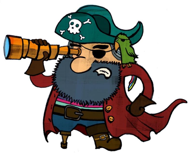 Director Pirata and his Band of PirateMusic
