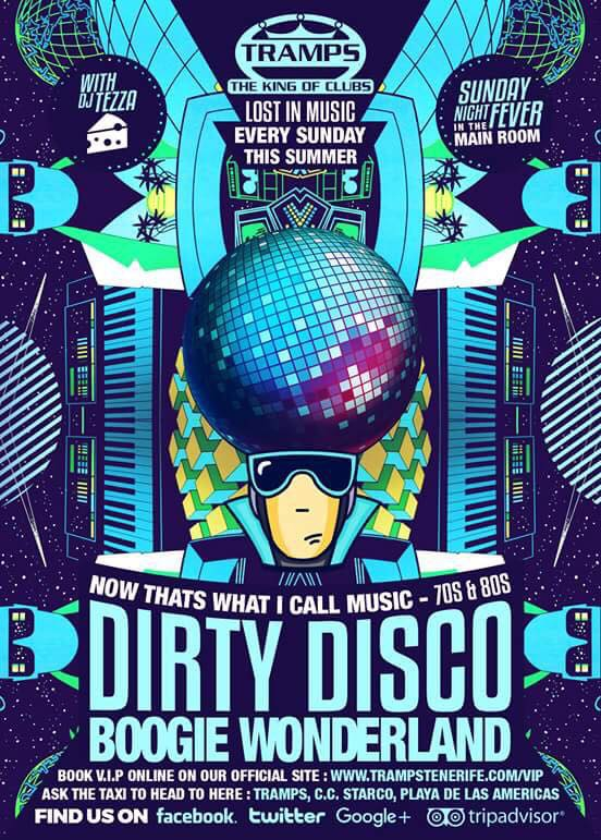 Dirty Disco - Boogie Wonderland